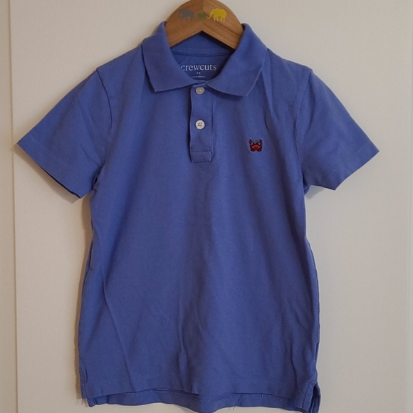 J. Crew boys polo shirt